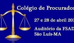 Encontro do Colégio de Procuradores