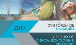 V Fórum de Ciência Tecnologia e Inovação