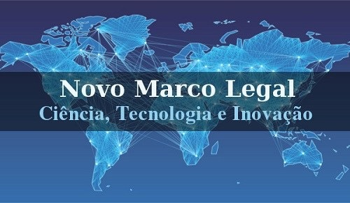 Mapa Mundi Novo Marco Legal CTI