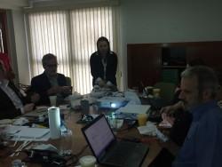 1 Fev 2017 - Reunião na SBPC, Brasília