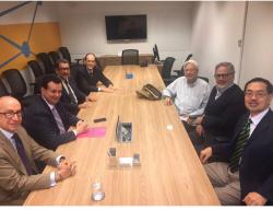19 dez 2016 - Reunião na FINEP