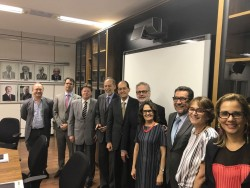 11 abril 2017 - Reunião MCTIC, Brasília