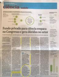 Clipping 09042018 Folha SP Fundos Patrimoniais