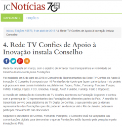 Clipping JC noticias