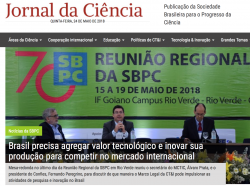 Print Clipping SBPC Rio Verde