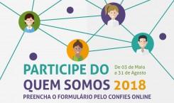 """CONFIES convoca afiliadas a preencher seu """"censo""""anual – Quem Somos 2018"""