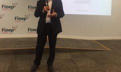 Em palestra na FINEP, presidente do CONFIES fala sobre prática de compliance nas fundações de apoio