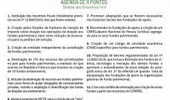 CONFIES faz balanço positivo de encontros sobre fundos patrimoniais, com apoio do MCTIC e Finep