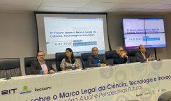 """Em Cuiabá, presidente do CONFIES critica """"PEC dos Fundos"""" que ameaça recursos para ciência e outras áreas sociais"""